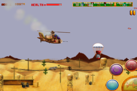 Screenshot iWar Copter